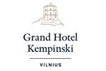 """Grand Hotel Kempinski"" Vilnius"
