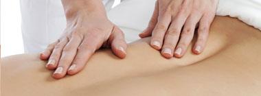 Nugaros masažai