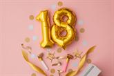 18 gimtadienio sveikinimai