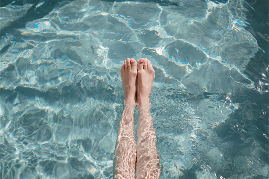 Vandens procedūrų svarba organizmui. Nepatikėsite kol neišbandysite!