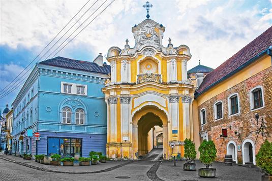 Pažink sostinę - įdomiausios ekskursijos Vilniuje