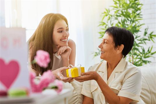 5 būdai, kaip nustebinti mamą