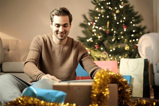 Geriausios dovanos vyrui Kalėdų proga 2020 metais