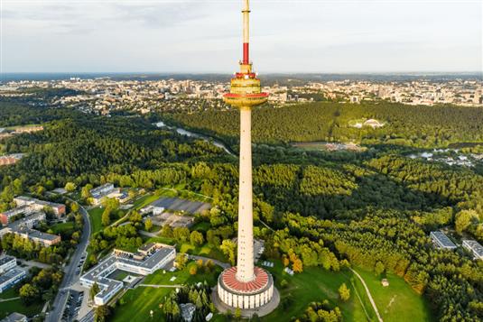 Vilniaus TV bokštas - išskirtinis objektas menantis mūsų istoriją