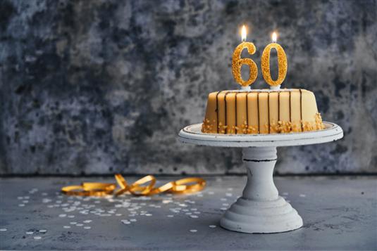 60-ojo gimtadienio sveikinimai