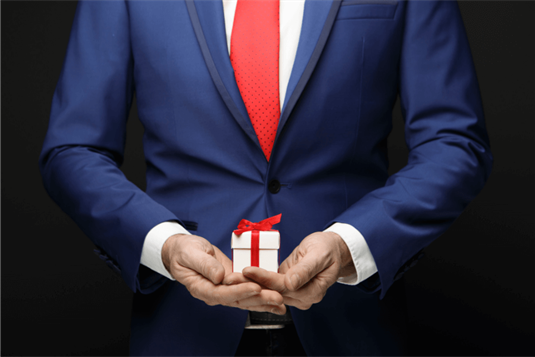 Kalėdinės verslo dovanos - idėjos, ką dovanoti