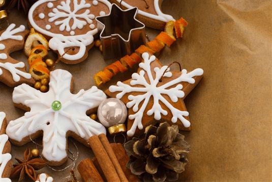 Ruošiamės Kalėdoms: skaniausi kalėdiniai meduoliai!