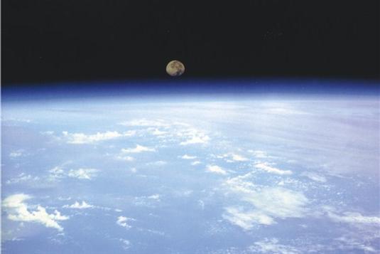 Dovana Kalėdoms – kaimynystė Mėnulyje šalia pasaulio garsenybių