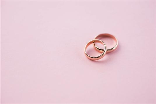 Sveikinimai vestuvių proga – ko palinkėti jauniesiems?