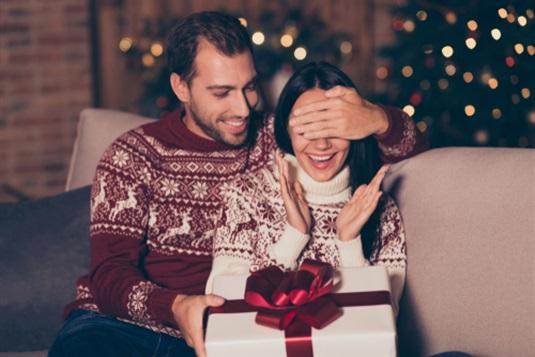 Kalėdinės dovanos dviem – dviguba laimė
