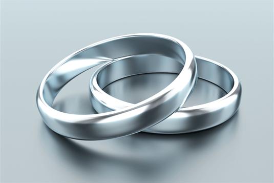 Sveikinimai sidabrinių vestuvių metinių proga