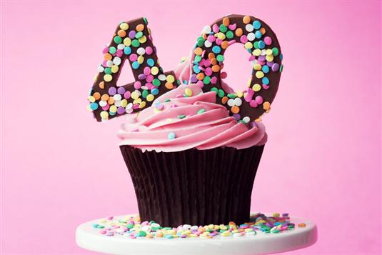 Sveikinimai 40 gimtadienio proga