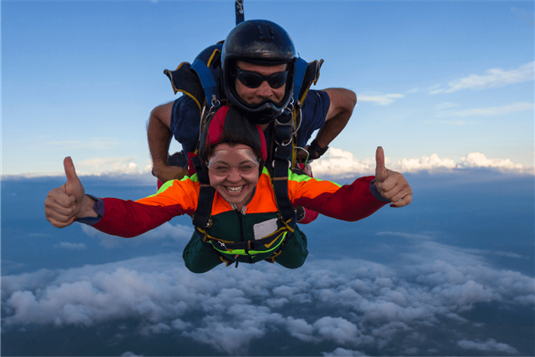 Šuolis parašiutu - ką būtina žinoti?