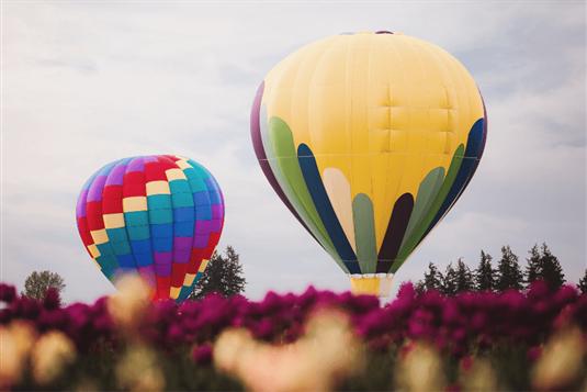 Skrydis oro balionu - ką būtina žinoti?