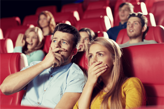 TOP baisiausi siaubo filmai