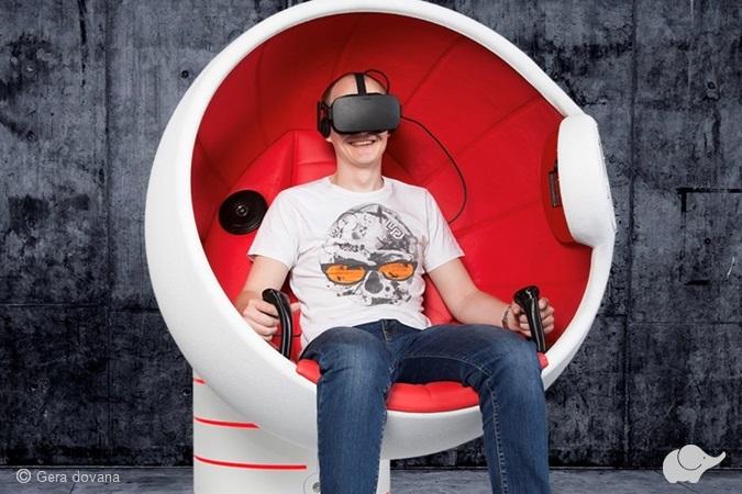 "Bilietai į VR atrakcioną ""Flyer"""
