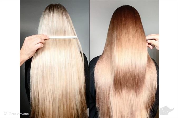 Giluminis plaukų maitinimo ritualas 5D