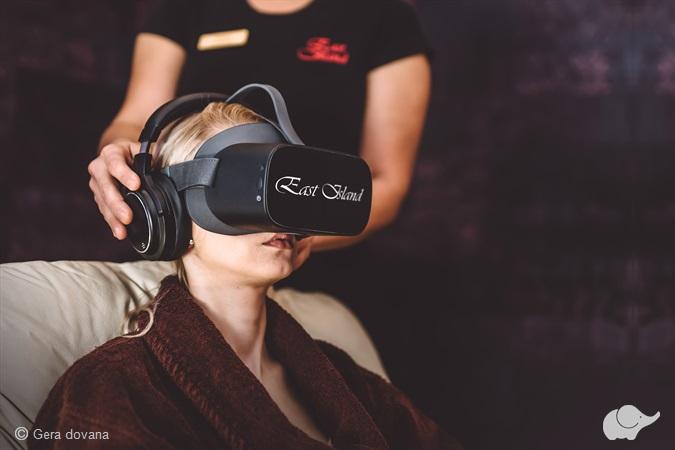 SPA programa su VR akiniais