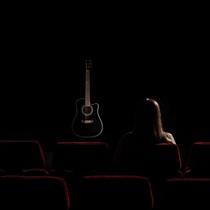 """Apsilankymas koncerte """"Muzika tamsoje"""""""