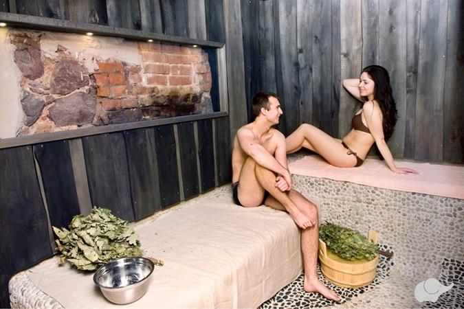 Garinė pirtis ir masažas + DOVANA