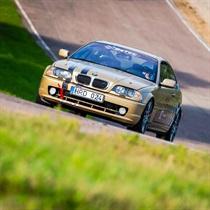 "Vairuok sportinį ""BMW 328i"" Nemuno žiede"