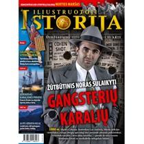 """Žurnalo """"Iliustruotoji istorija"""" prenumerata"""