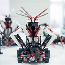 Robotikos užsiėmimai jaunuoliams (1 mėn.)