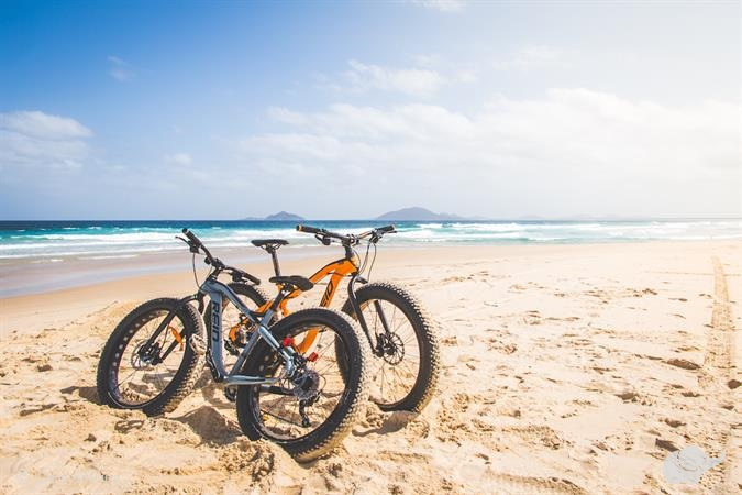 Pasivažinėjimas elektriniu dviračiu