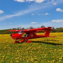 Apžvalginis-mokomasis skrydis