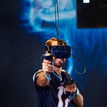 """VR atrakcionas sporto bare """"O'Learys"""""""
