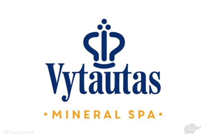 """""""Vytautas mineral SPA"""" dovanų čekis"""