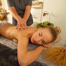 Ekologiškas viso kūno masažas + dovana
