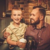 Tėvo ir sūnaus kirpimas