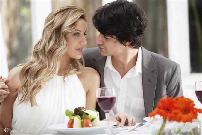 "Prancūziška vakarienė restorane ""Gralis"""