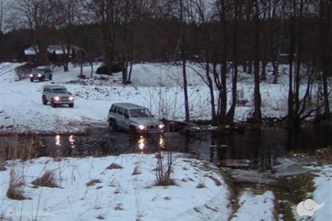 Safaris visureigiu Vilniaus r.
