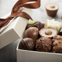 Šokolado šou – degustacija