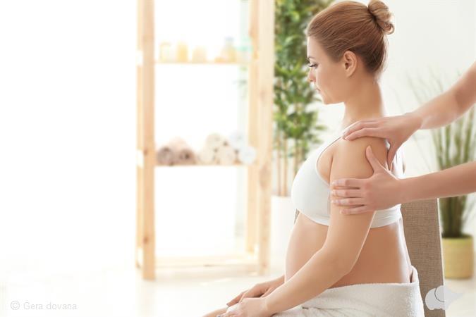 Masažas būsimoms mamytėms